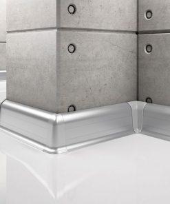 Listwy przypodłogowe Aluminiowe Cezar 10 cm - Cena i opinie